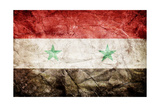 Syria Flag Posters by  kwasny221