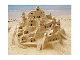 Sand Castle 2 Prints by fabio fersa