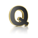 Letter Q Posters by  badboo