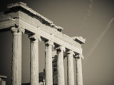 Greek Columns Prints by  javarman