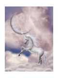 Licorne Posters par  justdd