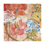 Mandarin Garden III Giclee Print by Kate Birch