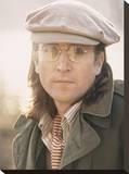 John Lennon (Sunlight - Bob Gruen) Reproduction transférée sur toile
