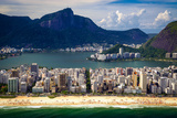 Ipanema Beach Print by  CelsoDiniz