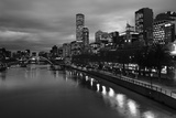 Melbourne Photographic Print by  Natesh