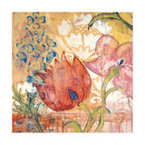 Mandarin Garden IV Giclee Print by Kate Birch