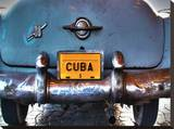 Cuba 88 Stretched Canvas Print by Kevin Turino