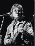 John Lennon (Live - Bob Gruen) Trykk på strukket lerret
