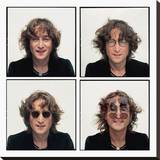 John Lennon (Quartet - Bob Gruen) Stretched Canvas Print