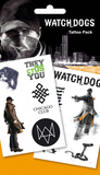 Watchdogs - Aiden Tattoo Pack Falske tatoveringer