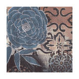 Denim Rose I Giclee Print by Kate Birch