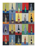 Vino Giclee Print by Joe Esquibel