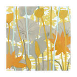 Lotus I Giclee Print by Sally Bennett Baxley
