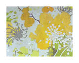 Garden Variety II Giclee-trykk av Sally Bennett Baxley