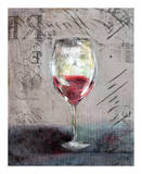 Cabernet Giclee Print by Joe Esquibel
