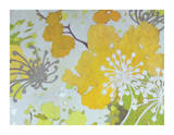 Garden Variety II Giclee Print by Sally Bennett Baxley