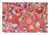 Cherry Blooms Giclee Print by Sally Bennett Baxley