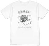 """Really, Mother, I don't need any help!"" - New Yorker T-Shirt T-Shirt by Joseph Farris"