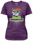 Juniors: Dexter's Laboratory - Dexter Classic T-shirts