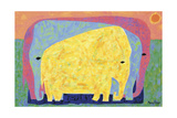 Elephants Giclee Print by Mary Blair