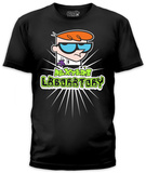 Dexter's Laboratory - Dexter Classic (slim fit) T-shirts