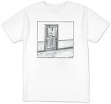 """Sign: """"GONE LECTURIN'"""" - New Yorker T-Shirt T-shirts by Matthew Diffee"""
