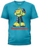 Transformers - Bumblebee (slim fit) T-Shirt
