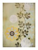 Citrus Blossom Giclee-trykk av Sally Bennett Baxley