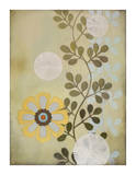 Citrus Blossom Giclee Print by Sally Bennett Baxley