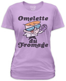 Juniors: Dexter's Laboratory - Dex Omelette T-Shirt