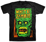 White Zombie - Monster Yell T-Shirt