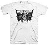 White Zombie - Spider Wing Shirts