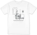"""Can I have that with a twist?"" - New Yorker T-Shirt T-Shirt by Chon Day"