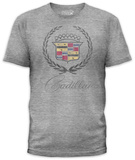 General Motors - Cadillac Retro (slim fit) T-Shirts
