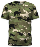 Catmouflage (slim fit) Sublimated