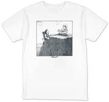 """Mom"" - New Yorker T-Shirt T-Shirt by Harry Bliss"