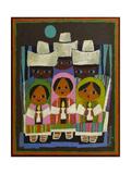 Childrens Chorus Giclee Print by Mary Blair