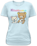 Juniors: Rilakkuma - Snack Time T-Shirt