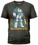 Transformers - Soundwave (slim fit) Vêtements