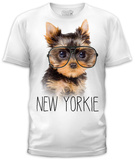 New Yorkie (slim fit) T-shirts