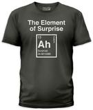 Element Of Surprise (slim fit) Koszulki