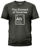 Element Of Surprise (slim fit) Camisetas