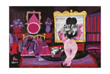 Violetta Giclee Print by Mary Blair