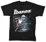 Ibanez - Licking Skull T-shirts