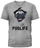 Goodie Two Sleeves - Puglife (slim fit) Shirts