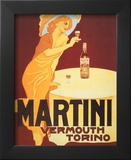 Martini Vermouth Torino Wall Art