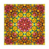 Filigree Circle Mandala Pôsteres por Alaya Gadeh