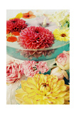 Loevly Table BlossomsV Photographic Print by Alaya Gadeh