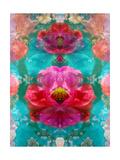 Tulip Poeny Ornamental II Prints by Alaya Gadeh
