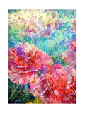 Impressionistic Blossom Meadow Photographic Print by Alaya Gadeh
